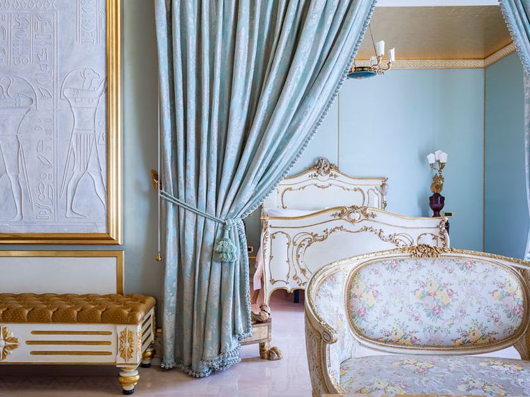 The suite life at Terme Manzi Hotel & Spa.
